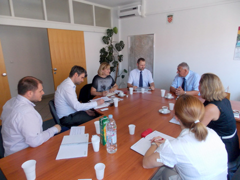 Karlovačka županija potiče suradnju na Centralnom Europskom transportnom koridoru
