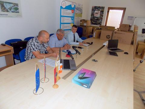 E-poslovanje: ICT oprema za razvojnu agenciju