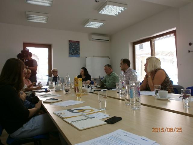 Održan treći sastanak partnera projekta Slohra Socionet u Karlovcu