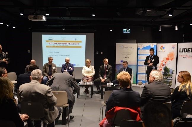 Put do razvojnih rezultata na lokalnoj i regionalnoj razini