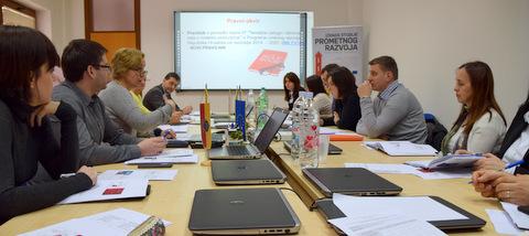 Seminar o Programu ruralnog razvoja u Razvojnoj agenciji Karlovačke županije
