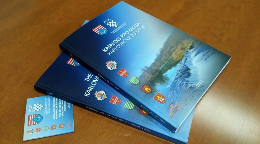 Prezentacija novog Kataloga projekata Karlovačke županije