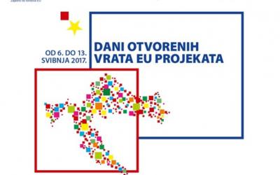 Dan otvorenih vrata EU projekata