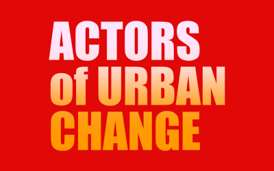 Otvoreni poziv: Actors of Urban Change 16/08/2017