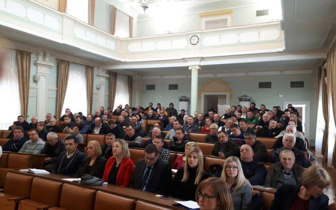 Razvojna agencija KARLA d.o.o. sa primjerima dobre prakse ruralnog razvoja Karlovačke županije na Gospodarskom satu u Karlovcu