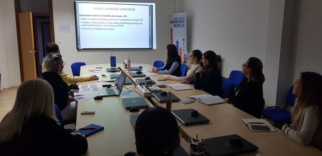 Interni kolegij Javne ustanove Regionalne razvojne agencije Karlovačke županije
