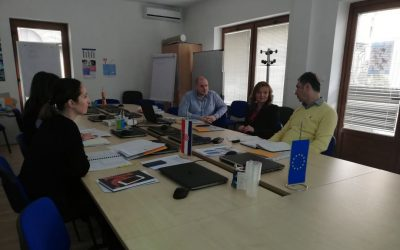 Posjet zamjenice župana dr.sc. Vesne Hajsan Dolinar Razvojnoj agenciji Karlovačke županije