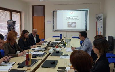 Održan sastanak na temu Stručna podloga za razvitak poslovnih zona na području Karlovačke županije
