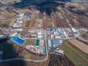 Grad Ozalj sa EU sredstvima unapređuje infrastrukturu poduzetničke zone Lug