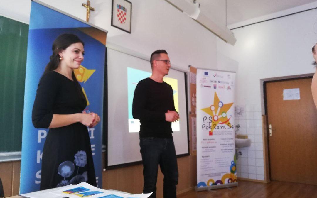 Krenula kampanja promocije deficitarnih zanimanja po osnovnim školama Karlovačke županije