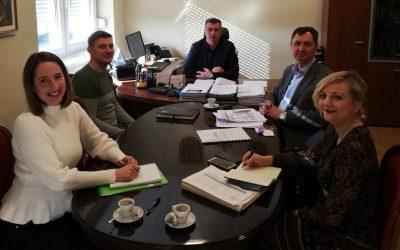 Sastanak u općini Lasinja