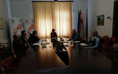 Održan sastanak u okviru programa INTERREG DANUBE