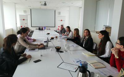Održan sastanak Radne skupine za EU fondove i međunarodnu suradnju pri  Hrvatskoj zajednici županija