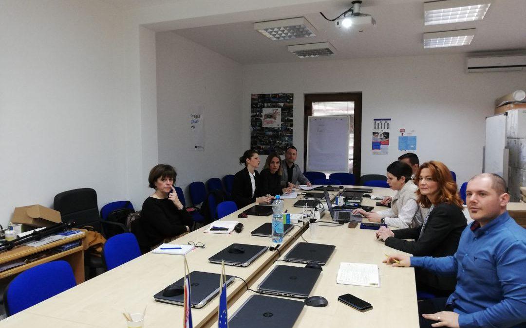 """Nastavljaju se aktivnosti u okviru pripreme projekta """"Dodir civilizacija  – Stari gradovi Karlovačke županije"""""""