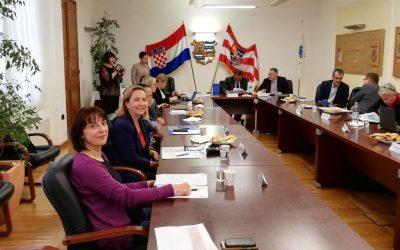 Sastanak Upravljačkog odbora Saveza Alpe Jadran u Varaždinu
