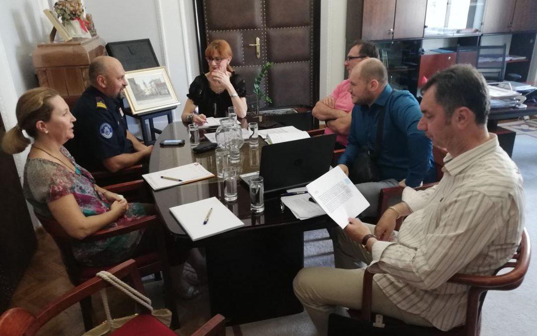 Održan radni sastanak za pripremu strateškog projekta  INTERREG Italija – Hrvatska STREAM – Strateški razvoj sustava obrane od poplava
