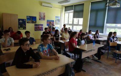 EDIC Karlovac u suradnji sa Lag Vallis Colapisom održao predavanje na temu volonterske službe
