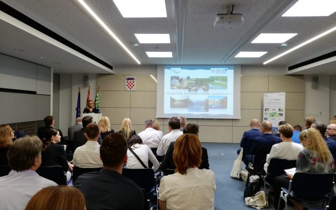 Razvojna agencija na završnoj konferenciji projekta FRISCO