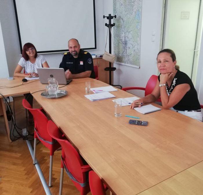 INTERREG ITALIJA-HRVATSKA, priprema Projekta STREAM