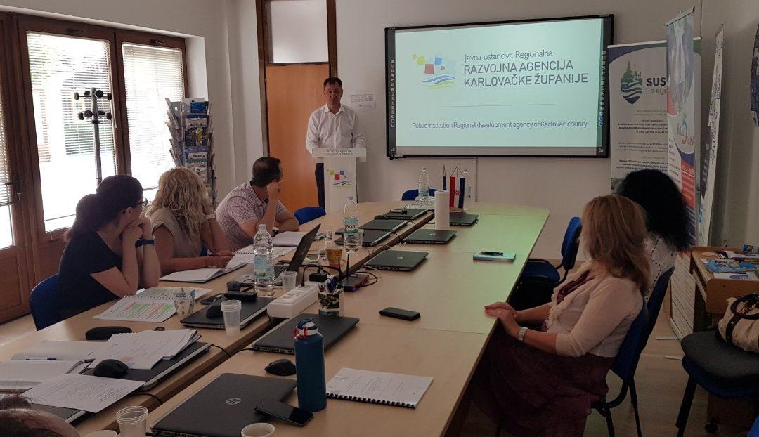 Nastavak suradnje za uspostavu Regionalnih centara kompetentnosti u strukovnom obrazovanju