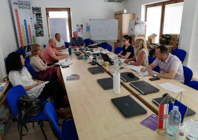 Nastavak suradnje za uspostavu Regionalnih centara