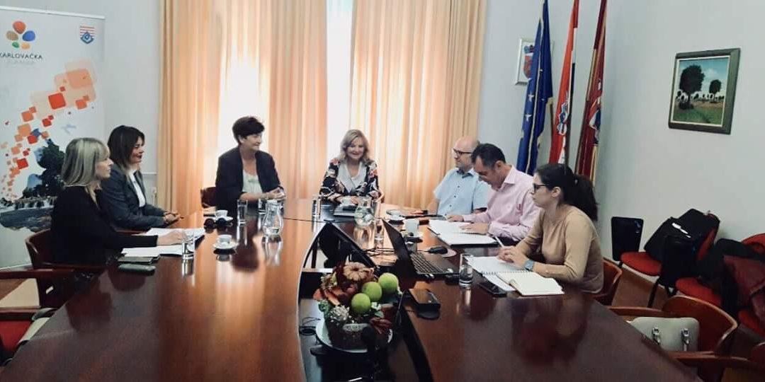 Održan sastanak na temu Regionalnih centara kompetentnosti