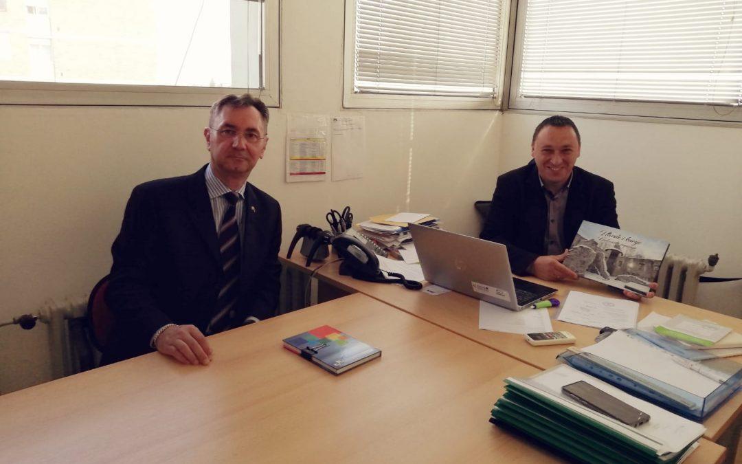 Radni posjet Javnoj ustanovi Regionalnoj razvojnoj agenciji Varaždinske županije