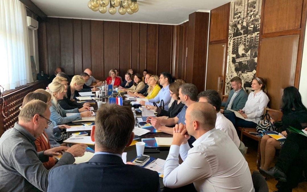 Sastanak koordinacije regionalnih koordinatora sjeverozapadne Hrvatske