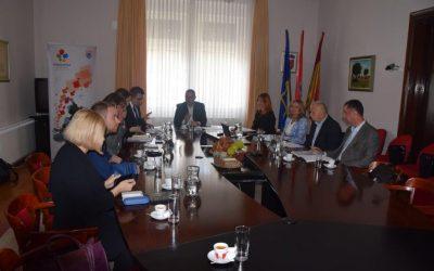 Održan sastanak s ministrom Regionalnog razvoja i fondova EU Markom Pavićem