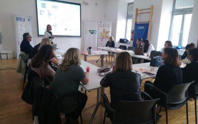"""Studijsko putovanje u Pulu za članove Vijeća za tržište rada Karlovačke županije te predstavnike projektnih partnera u okviru projekta """"P.s.-pokreni se!"""""""