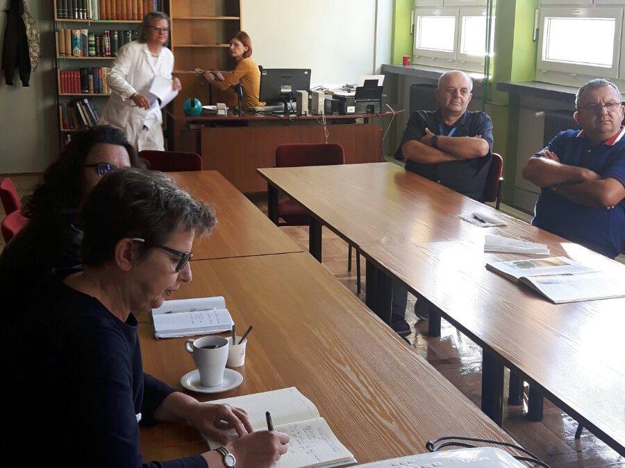 Prirodoslovna škola Karlovac uključuje se u projekt Regionalnih centara kompetencija u strukovnom obrazovanju