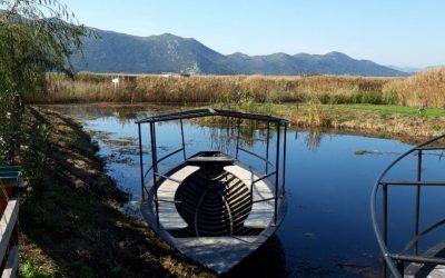 """Studijsko putovanje na deltu Neretve u projektu """"Susret s rijekom"""""""