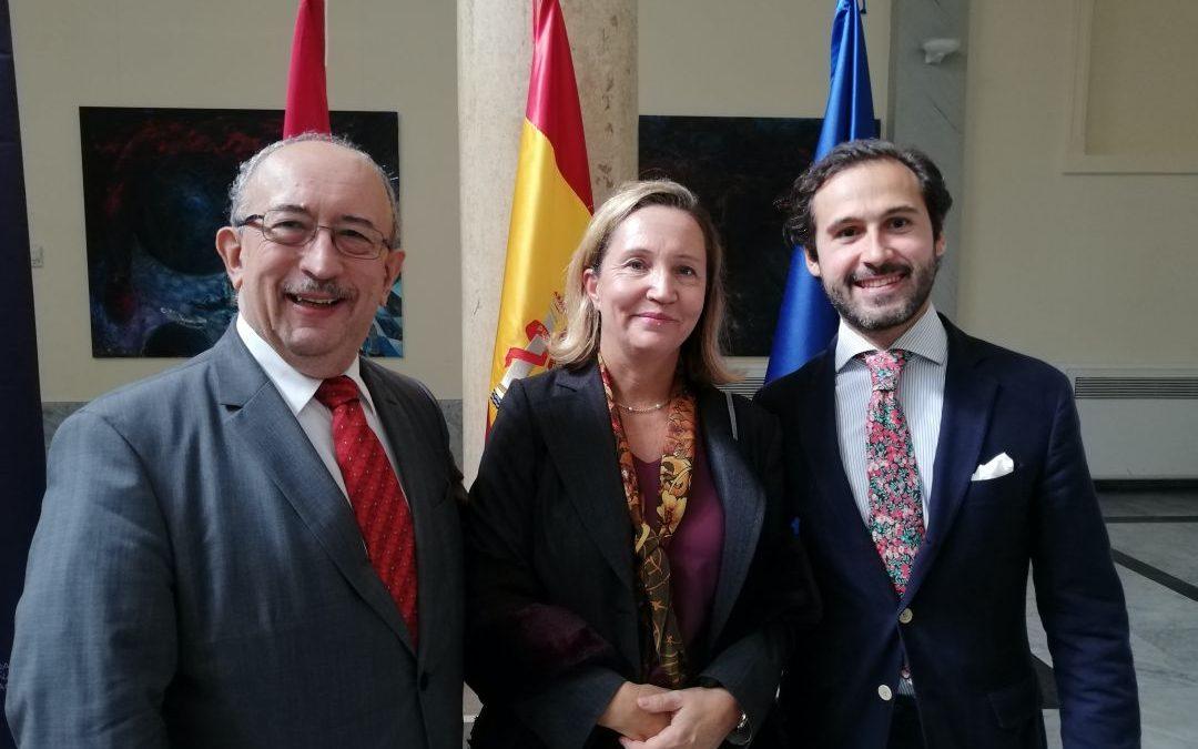 Obilježavanje Španjolskog nacionalnog dana