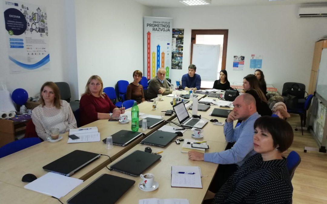 Koordinacijski sastanak Jedinice za Intervencijski plan