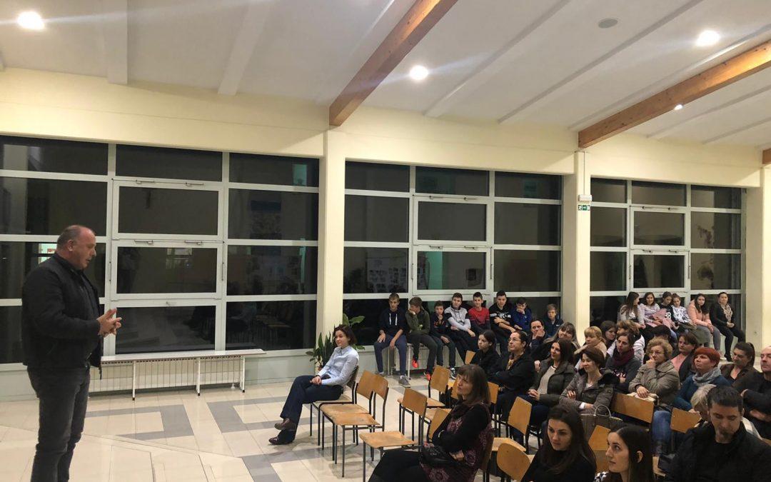 P.s.-pokreni se- promocija deficitarnih zanimanja u Osnovnoj školi Žakanje