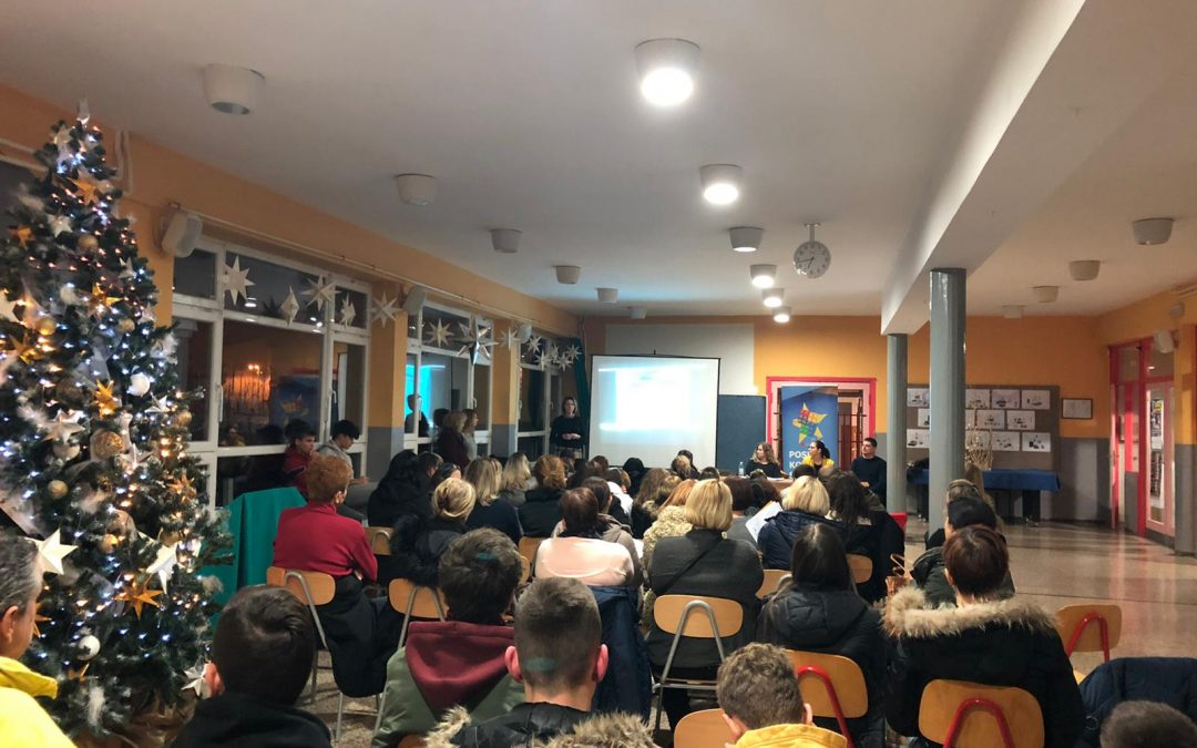 P.S. – pokreni se – promocija deficitarnih zanimanja u osnovnim školama Švarča, Cetingrad i Vojnić