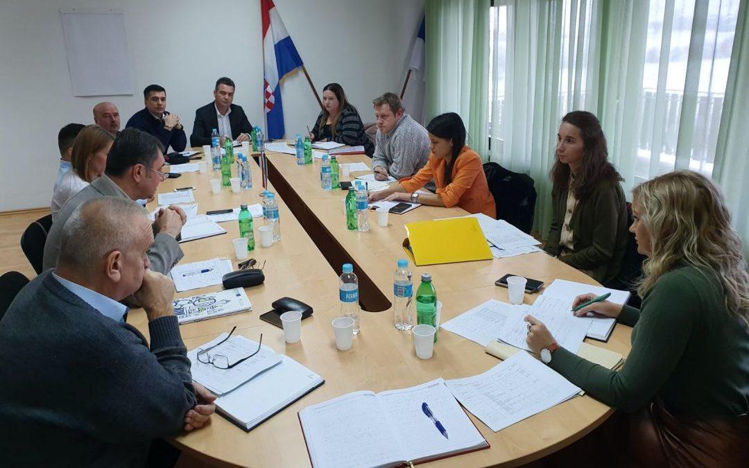 Sastanak JIP-a u Općini Plaški
