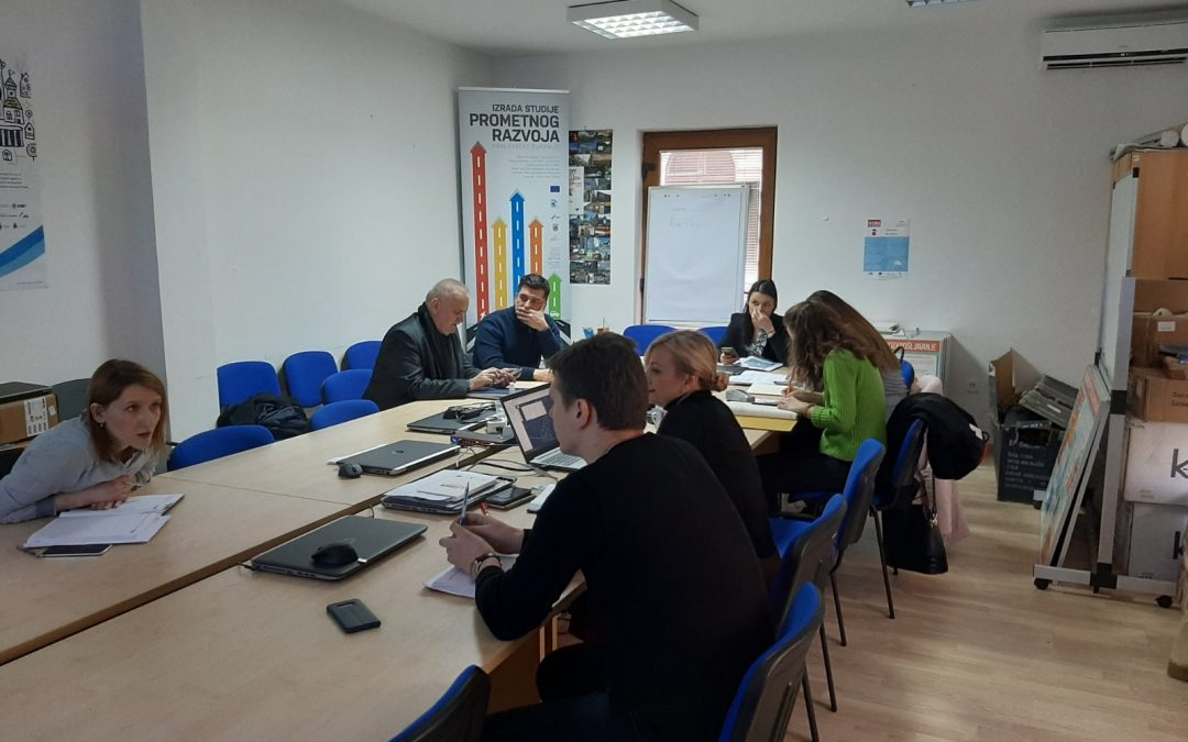 Sastanak Jedinice za Intervencijski plan
