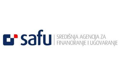 SAFU – Dodatna uputa za Korisnike EU sredstava, za provedbu projekata u vrijeme COVID 19 epidemije