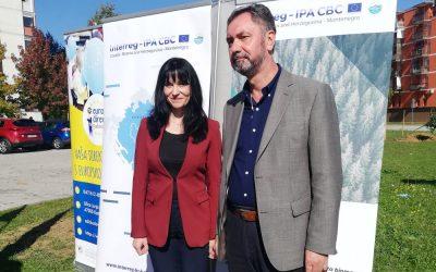 Obilježavanje 30 godina programa Interreg u Karlovcu