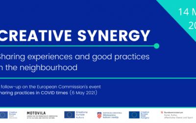 Kreativna sinergija: razmjena iskustava i dobrih praksi u susjedstvu