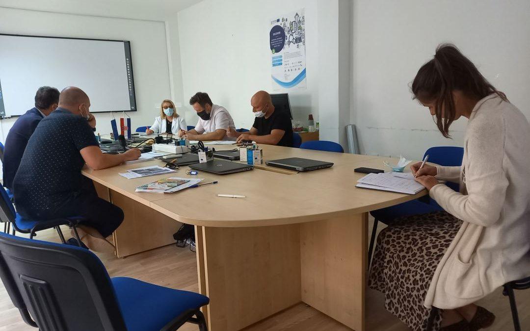 Održan sastanak koordinacijske skupine u sklopu razvoja projekta GeotermiKA