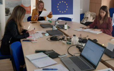 Projekt STREAM-radni sastanak